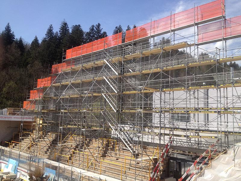 Neubau Ilfisstadion Langnau